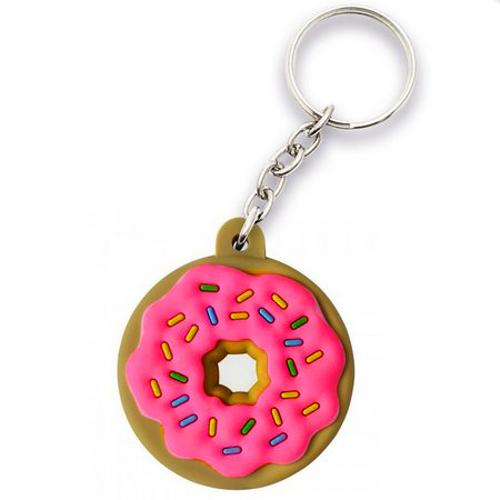 Imagem de Chaveiro Emborrachado - Donuts