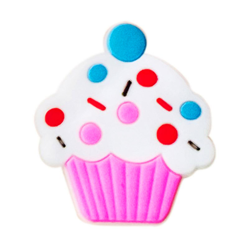 Imagem de Pop Socket Emborrachado - Cupcake