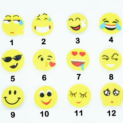 Imagem de Pop Socket Emborrachado - Emojis