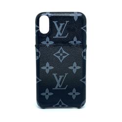 Imagem de Capa Louis Vuitton para iPhone X e Xs de Courino com Porta Cartão