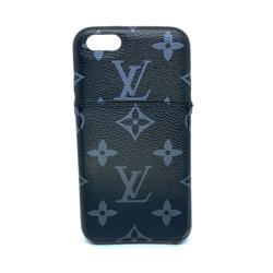 Imagem de Capa Louis Vuitton para iPhone 6 e 6s de Courino com Porta Cartão