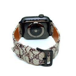 Imagem de Pulseira Gucci para Apple Watch