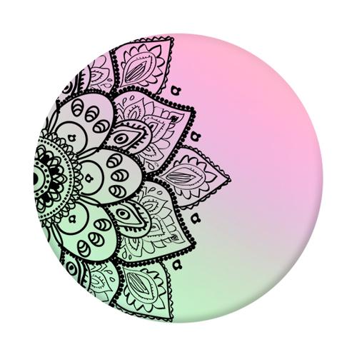 Imagem de Pop Socket Holográfico - Mandala