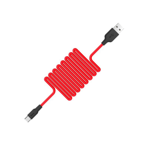 Imagem de Cabo de Dados USB para Tipo C de Silicone X21 - Hoco