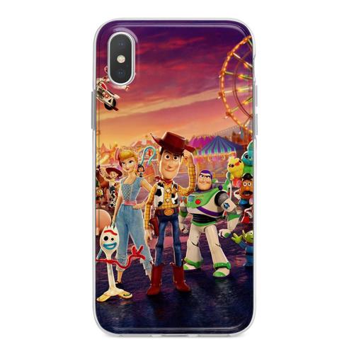 Imagem de Capa para celular - Toy Story 4