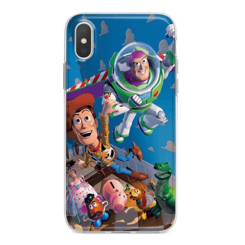 Imagem de Capa para celular - Toy Story 4 | Woody e Buzz