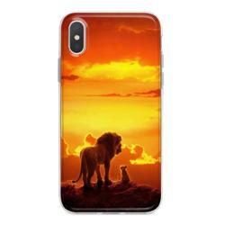 Imagem de Capa para celular - Rei Leão   Simba e Mufasa