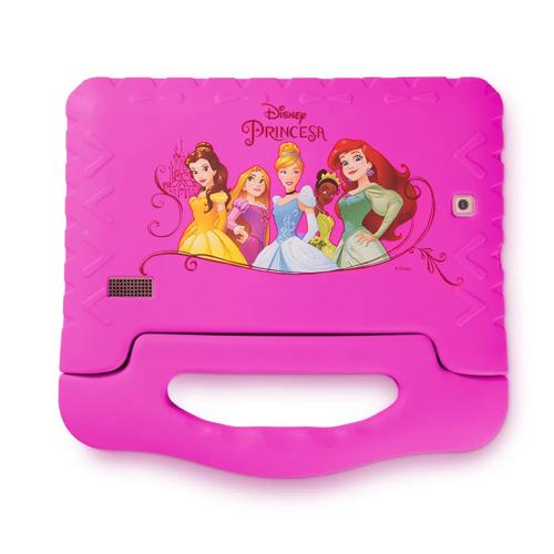 Imagem de Tablet Multilaser Plus 16GB Tela 7 Pol. Quad Core Dual Câmera  - Princesas