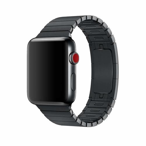 Imagem de Pulseira Metálica para Apple Watch - Preto
