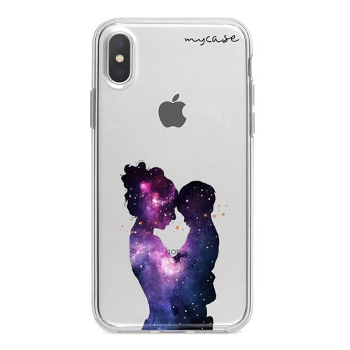 Imagem de Capa para celular - Mãe e Bebê