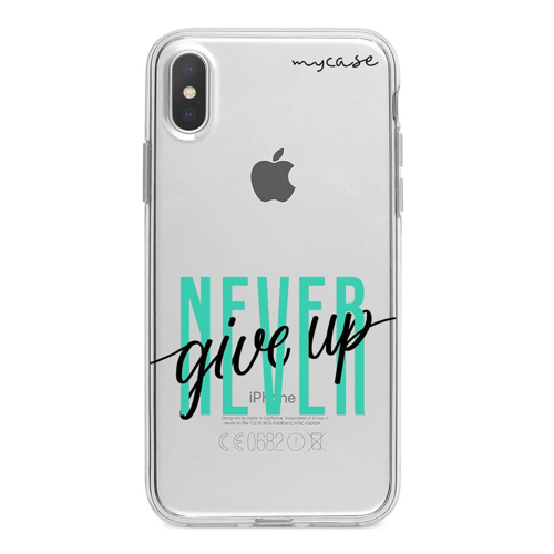 Imagem de Capa para celular - Never Give Up