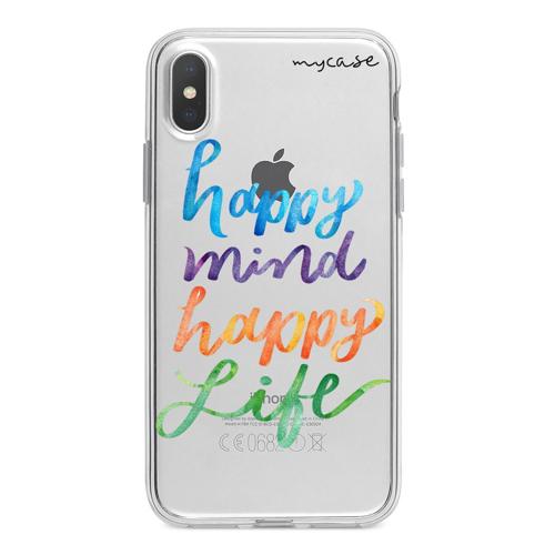 Imagem de Capa para celular - Happy Mind, Happy Life