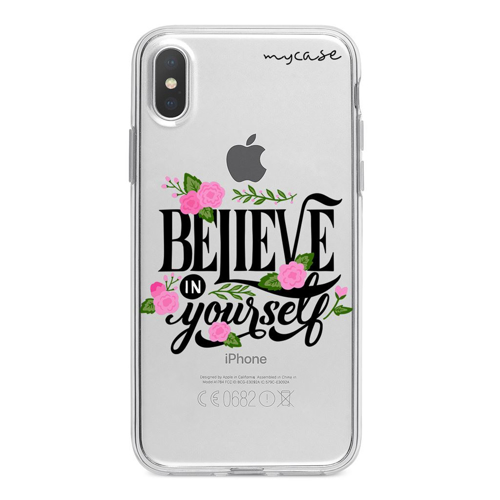Imagem de Capa para celular - Believe in Yourselfie