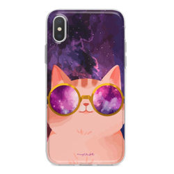 Imagem de Capa para celular - Gato Universo