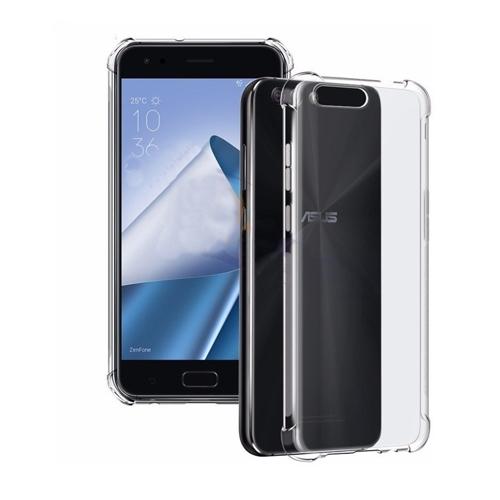 """Imagem de Capa para Zenfone 4 5.5"""" (ZE554KL) de TPU Anti Shock - Transparente"""