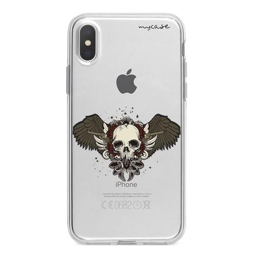 Imagem de Capa para celular - Skull and Guns