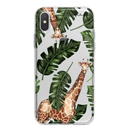 Imagem de Capa para celular - Girafas