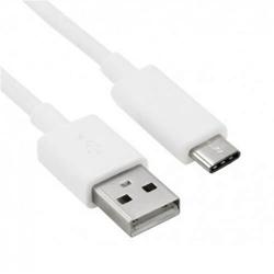 Imagem de Cabo de Dados USB 3.1A de 1,2 metros Tipo C | Branco