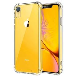 Imagem de Capa para iPhone XR de TPU Anti Shock - Transparente