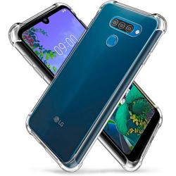 Imagem de Capa para LG K50s de TPU Anti Shock - Transparente