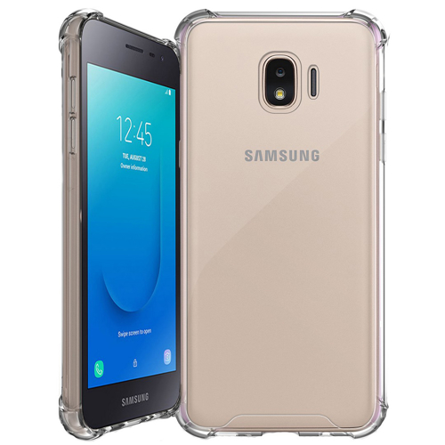 Imagem de Capa para Galaxy J2 Core de TPU Anti Shock - Transparente