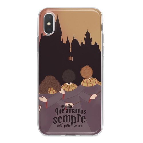 Imagem de Capa para celular - Harry Potter |Aquilo que amamos