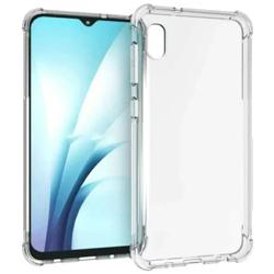 Imagem de Capa para Galaxy A01 Core de TPU Anti Shock - Transparente