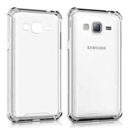 Imagem de Capa para Galaxy J2 Prime de TPU Anti Shock - Transparente