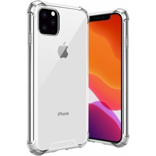 Imagem de Capa para iPhone 12 Mini de TPU Anti Shock - Transparente
