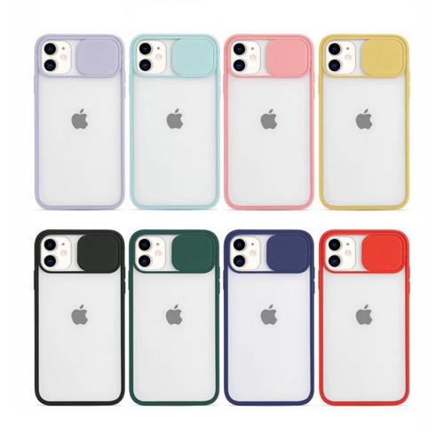 Imagem de Capa para iPhone 11 Pro de TPU Fosco com Proteção de Câmera