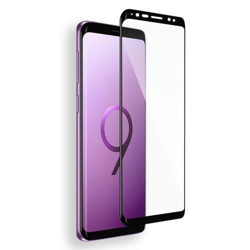 Imagem de Película para Galaxy S9 de Vidro 3D Com Borda Preta