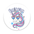 Imagem de Pop Socket - Unicorn