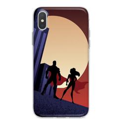Imagem de Capa para celular - Superman e Supergirl