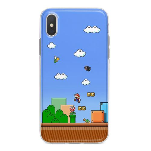 Imagem de Capa para celular - Super Mario World
