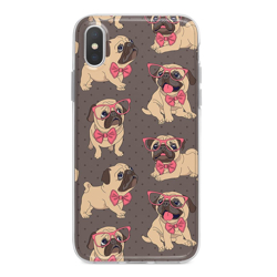 Imagem de Capa para celular - Pug   Óculos