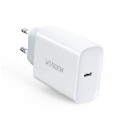 Imagem de Carregador USB-C de 20W Ugreen - Branco