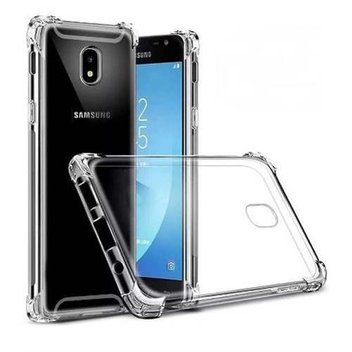 Imagem de Capa para Galaxy J7 Pro de TPU Anti Shock - Transparente