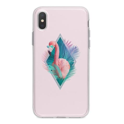 Imagem de Capa para celular - Flamingo Pink