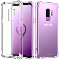 Imagem de Capa para Galaxy S9 Plus de TPU Anti Shock - Transparente