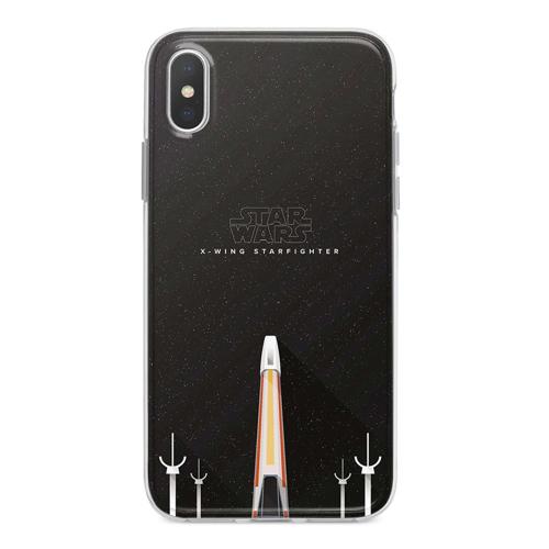 Imagem de Capa para celular - Star Wars | X-wing Starfighter