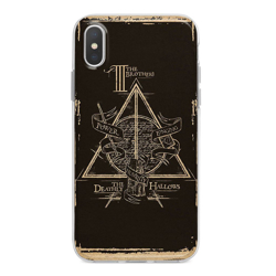 Imagem de Capa para celular - Harry Potter | The Deathly Hallow