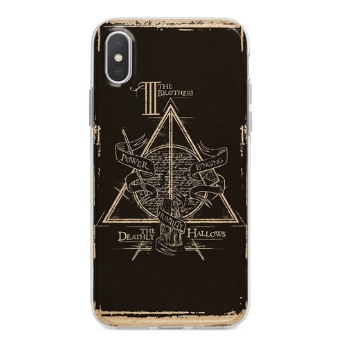 Imagem de Capa para celular - Harry Potter | The Deathly Hallow