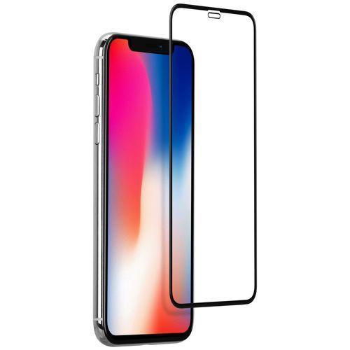 Imagem de Película para iPhone 12 Pro Max de vidro 6D Com Borda Preta