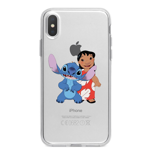 Imagem de Capa para celular - Lilo e Stitch