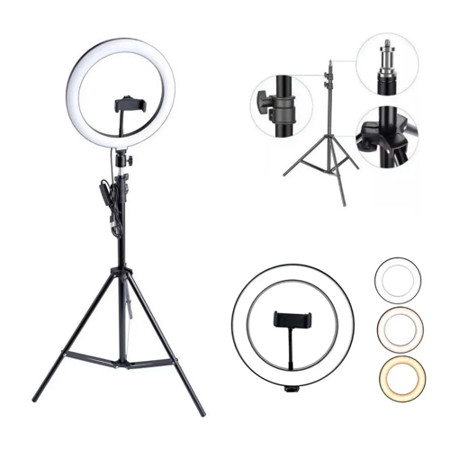 Imagem de Ring Light LED - 12""