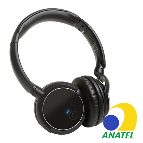 Imagem de Fone de ouvido Bluetooth Kimaster - K1 | Preto