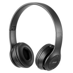 Imagem de Fone de Ouvido Bluetooth Lehmox LEF-1000 | Preto
