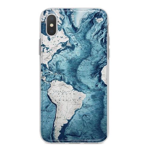 Imagem de Capa para celular - Mapa Mundi