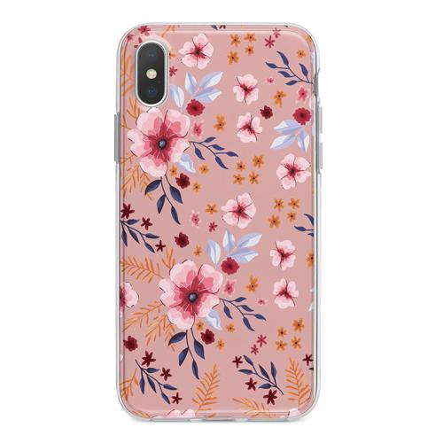 Imagem de Capa para celular - Floral Rosa