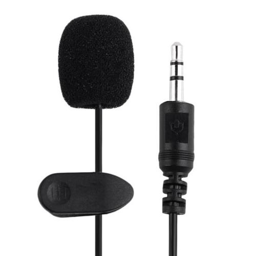 Imagem de Microfone de Lapela P2 - Preto